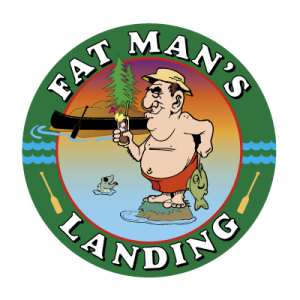 Fat Man's Landing Logo