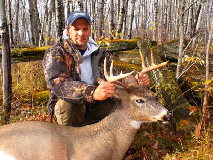 Tim's Big Minnesota Buck